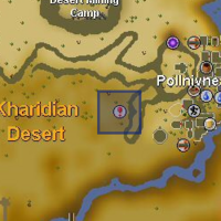 Smoke Dungeon location