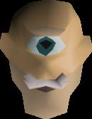 Cyclops head detail