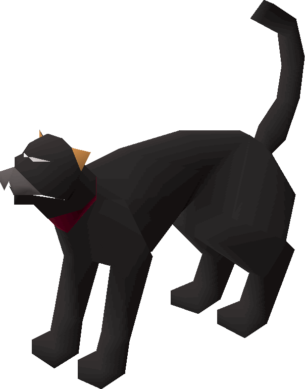 Bob the Jagex cat