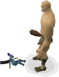 The Hill Giant Boss (3)