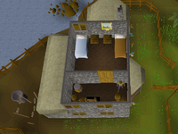 Cryptic clue - search box almera
