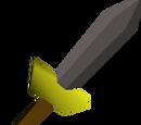 Iron dagger