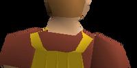 Fremennik yellow cloak