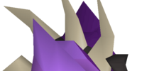 Purple slayer helmet (i)