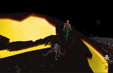 Wilderness Volcano