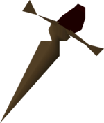 Bronze defender detail