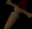 Bronze defender