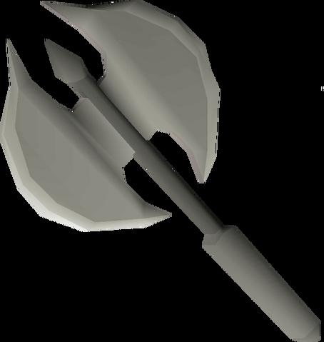 File:Dwarven battleaxe (sharp) detail.png