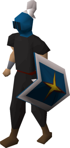File:Heraldic helm (Saradomin) equipped.png