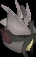 Slayer helmet detail