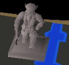 King Alvis' Statue