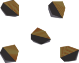 Lava scale shard detail