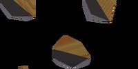 Lava scale shard