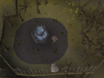 Emote clue - spin draynor manor fountain