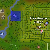 Gileth location