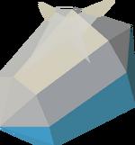 Ice diamond detail