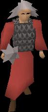 Chaos druid warrior
