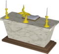 Marble altar built.png