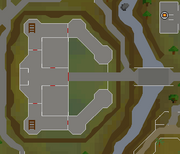 East Ardougne Castle