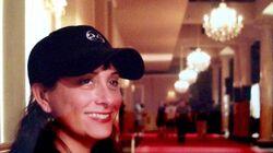 Nicole burke on set2