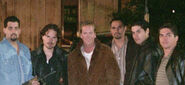 24 S3 actors with Kiefer Sutherland and Mikhail Tank