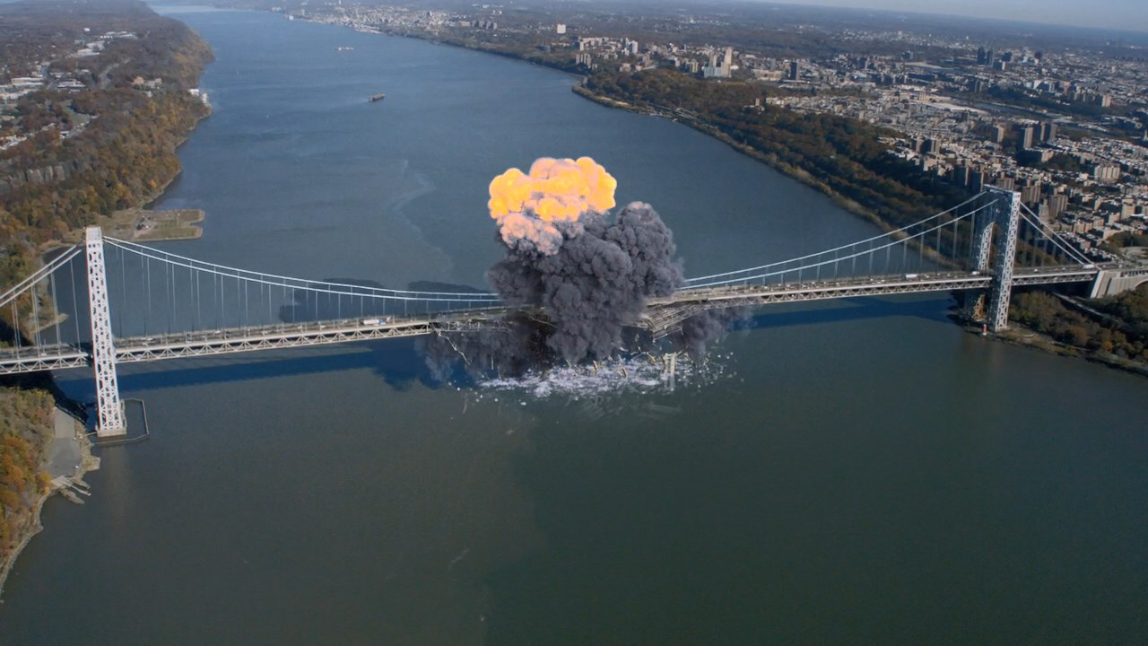 George Washington Bridge | Wiki 24 | FANDOM powered by Wikia