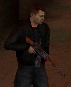 AZ7 Soviet