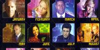 24: 2004 Wall Calendar