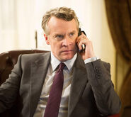 Day 9- White House Chief of Staff Mark Boudreau (Tate Donovan)