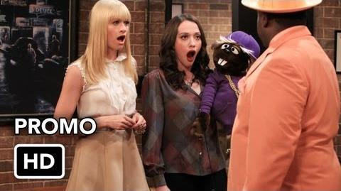 """2 Broke Girls 2x05 Promo """"And the Pre-Approved Credit Card"""" (HD)"""