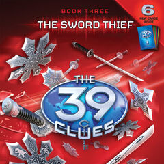 Book 3: The Sword Thief