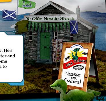 Ye Old Nessie Shack