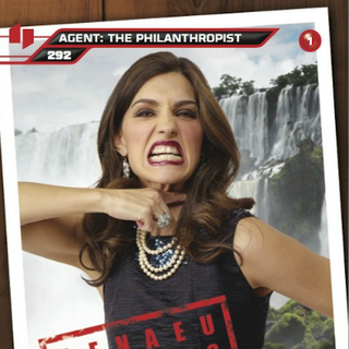 Card 292: The Philanthropist