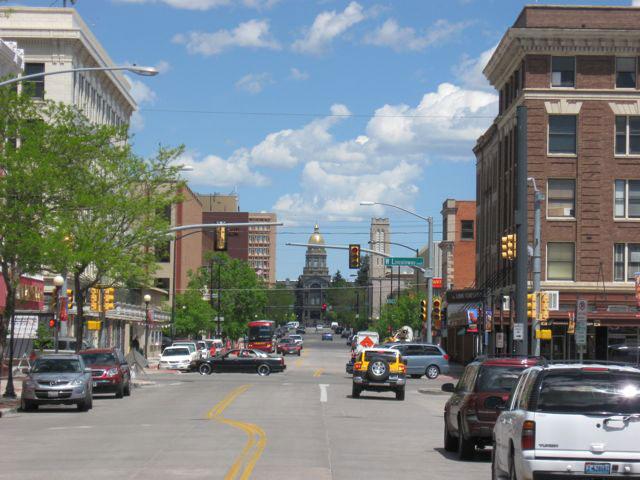 Cheyenne city