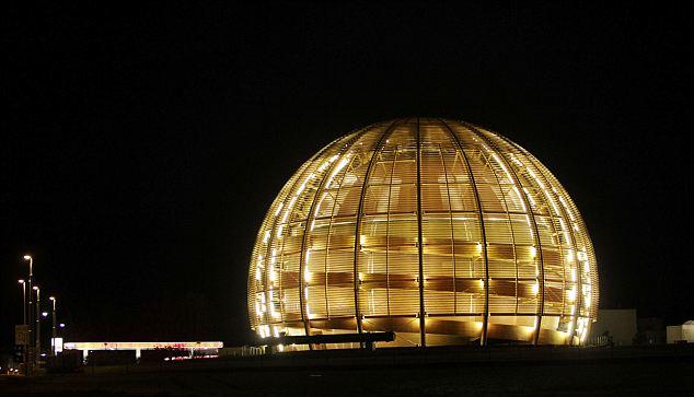 CERN Outside