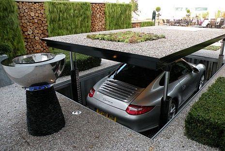 Jonah's garage