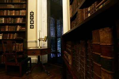 Monticello Library