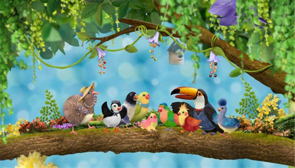 File:3rd & Bird Main Cast and Recurring Cast.jpg