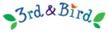 File:3rd & Bird logo.png