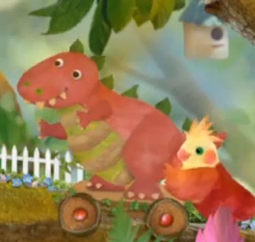 File:3rd & Bird Dinosaur! 1.png
