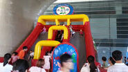 3rd & Bird Bouncy House