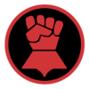 Crimson fists icon