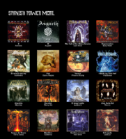 Spanish Power Metal