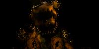Manic Golden Freddy
