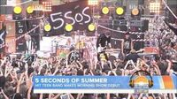 5 Seconds of Summer - She Looks So Perfect - Today Show