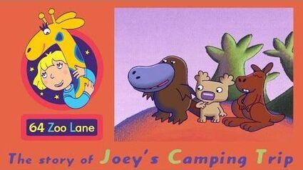64 Zoo Lane S02E18 The Story of Joey's Camping Trip HD Cartoon for kids