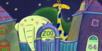The Story of Georgina the Giraffe