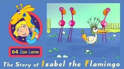 64 Zoo Lane - The Story of Isabel the Flamingo S02E07 HD