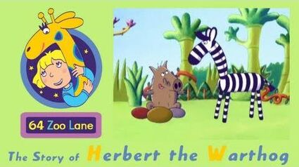 64 Zoo Lane - Herbert the Warthog S01E10 HD