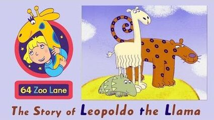 64 Zoo Lane - Leopoldo the Lama S03E25 Cartoon for kids